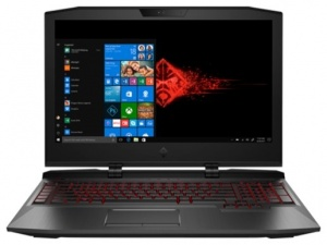 "Ноутбук HP OMEN X 17-ap002ur (Intel Core i7 7820HK 2900 MHz/17.3""/1920x1080/16Gb/1256Gb HDD+SSD/DVD"