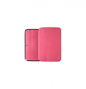 Чехол Uniq для Galaxy Tab3 10.1 Couleur Hawaii Fuchsia