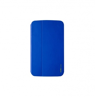 Чехол Uniq для Galaxy Tab3 8.0 Couleur Blue Chillout