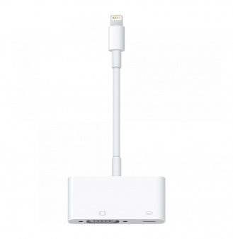 Переходник Apple Lightning - VGA Adapter