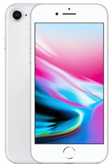 Смартфон Apple iPhone 8 64Gb серебристый