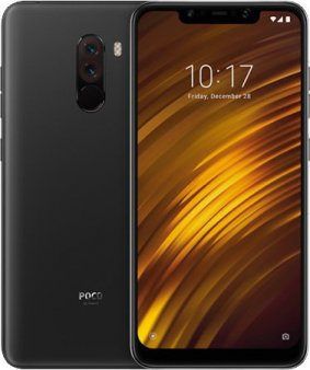 Смартфон Xiaomi Pocophone F1 128Gb Global, черный