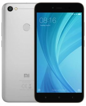 Смартфон Xiaomi Redmi Note 5A Prime 32Gb Global, серый