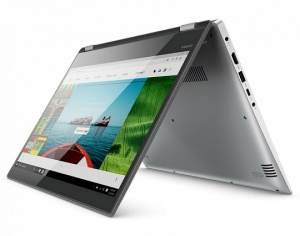 "Ноутбук Lenovo Yoga 520 14 (Intel i5 7200U 2.5 GHz/14""/1920x1080/8Gb/128GB SSD/DVDнет/ Intel HD 620/"